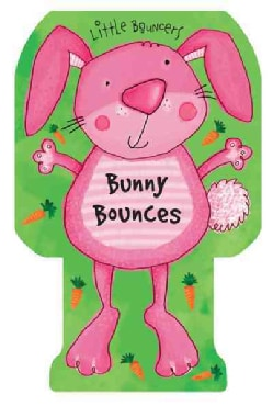 Bunny Bounces (Board book)