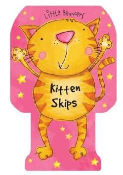 Kitten Skips (Board book)