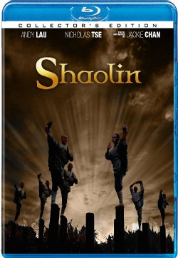 Shaolin (Collector's Edition) (Blu-ray Disc)