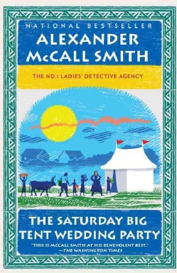 The Saturday Big Tent Wedding Party (Paperback)
