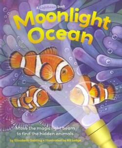 Moonlight Ocean (Hardcover)