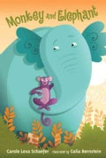 Monkey and Elephant (Hardcover)