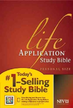 Life Application Study Bible: New International Version, Personal Size Edition (Hardcover)