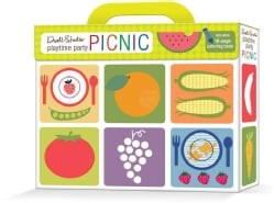 Playtime Party Picnic (Paperback)