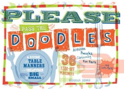 Please Pass the Doodles (Hardcover)