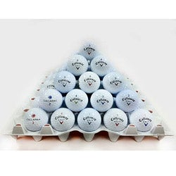 Callaway Mixed Model Golf Balls (Pack of 36) (Recycled)