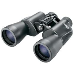Bushnell PowerView 10x50mm Binocular with Slide and Flex Binocular Strap