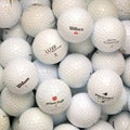 Wilson Mixed Model Golf Balls (Pack of 36) (Recycled)