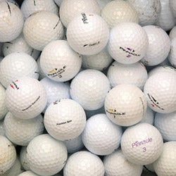 Pinnacle Mixed Model Golf Balls (Pack of 36) (Recycled)
