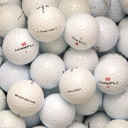 Maxfli Mixed Model Golf Balls (Pack of 36) (Recycled)