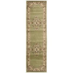 Nourison Chateau Green Rug (2'3 x 8')