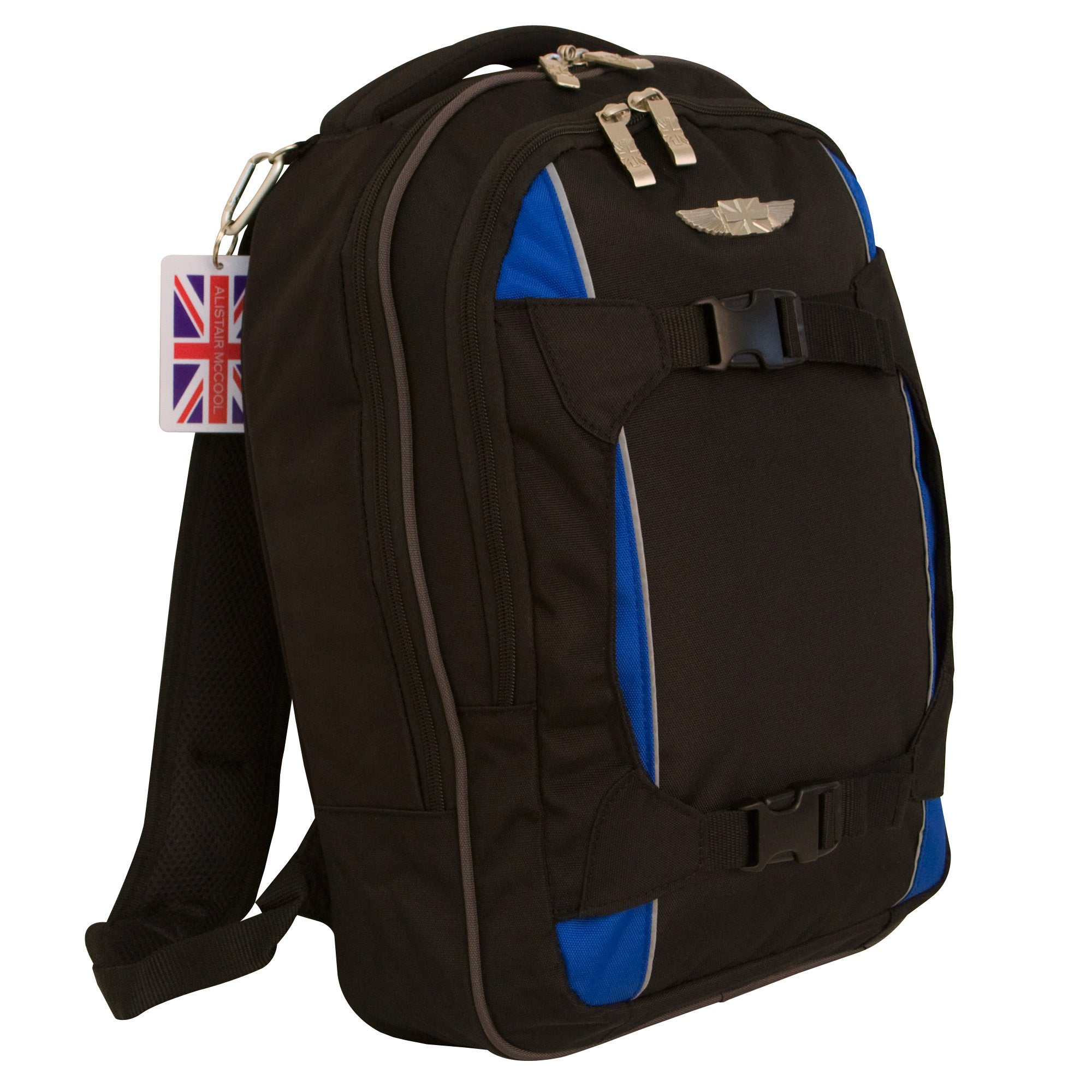 Alistair McCool E2 Hampstead Board Pack 15-inch Laptop Backpack