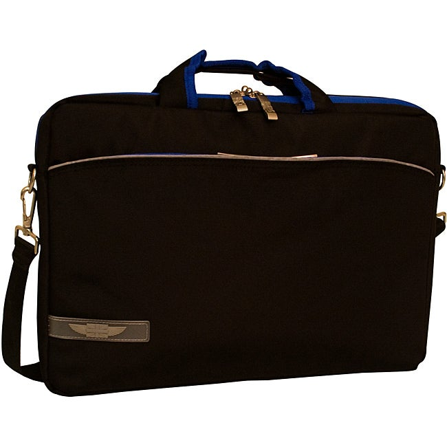 Alistair McCool E2 London 15-inch Laptop Briefcase