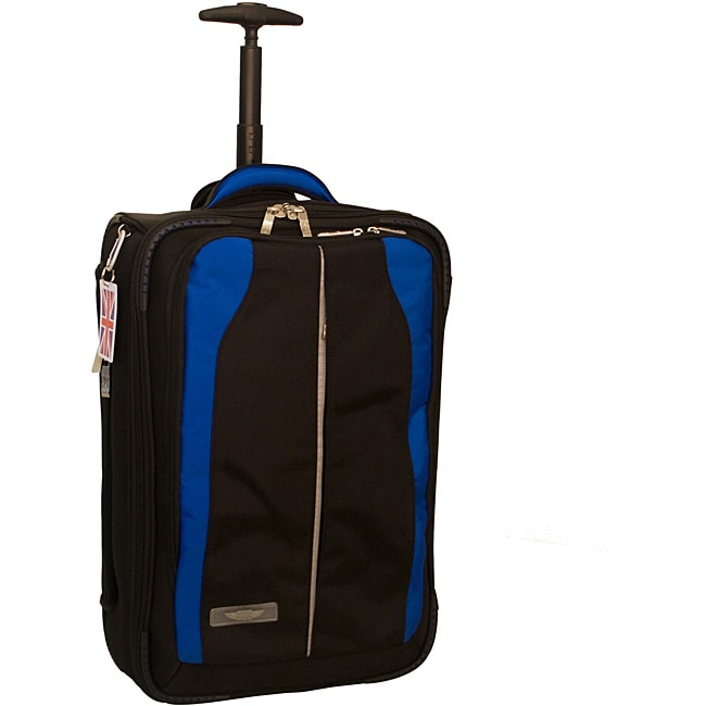 Alistair McCool E2 Notting Hill 21-inch Carry-on Laptop Upright