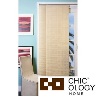 Chicology Provence Vanilla 96-inch Sliding Panel (Set of 4)