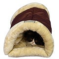 Armarkat 22-inch Multi-use Faux-suede/Faux-fur Poly Fill Pet Bed Pad