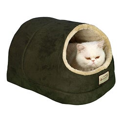 Armarkat Laurel 18-inch Green Cat Bed