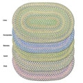 Aurora Indoor/ Outdoor Braided Rug (3'6 x 5'6)