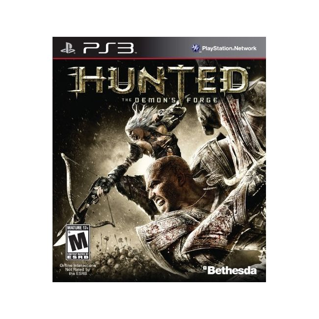 PS3 - Hunted: Demon's Forge (Pre-Played)