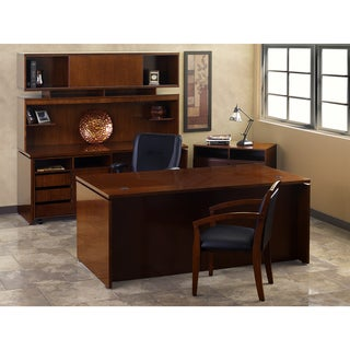 Mayline Stella Series 72x36-inch Straight Front Desk
