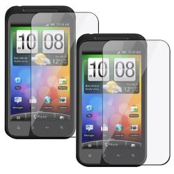 Screen Protector for HTC Incredible S Droid (Pack of 2)