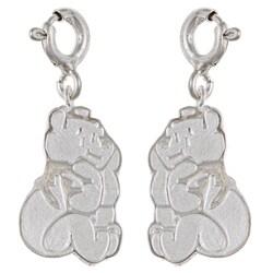 Disney's Winnie the Pooh Sterling Silver Charm