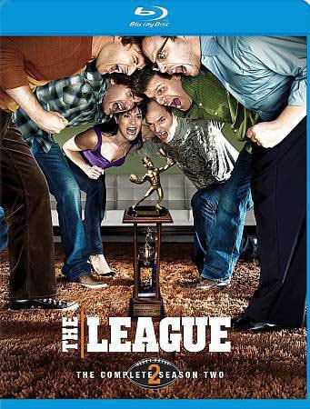The League Season 2 (Blu-ray Disc)