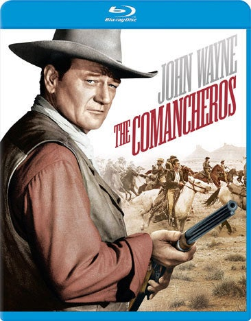 The Comancheros (Blu-ray Disc)