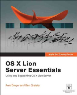 OS X Lion Server Essentials (Paperback)