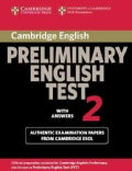 Cambridge Preliminary English Test 2 With Answers: Examination Papers from University of Cambridge Esol Examinati... (Paperback)