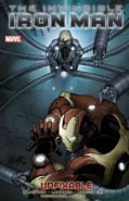 Invincible Iron Man 8: Unfixable (Paperback)