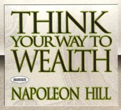 Think Your Way to Wealth (CD-Audio)