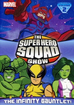 The Super Hero Squad Show: The Infinity Gauntlet Season 2 Vol 2 (DVD)