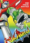 Voltron: The Final Battle (DVD)