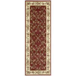 Nourison Summerfield Burgundy Rug (2' x 5'9)