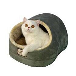 Armarkat Sage Green Cat Bed
