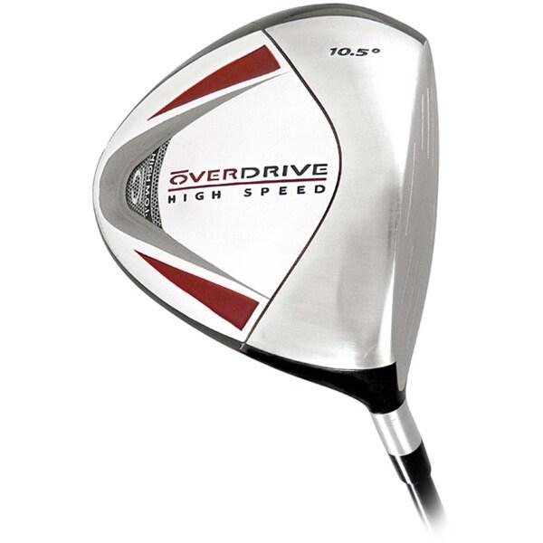 Intech Overdive 10.5 Uniflex Graphite Golf Driver