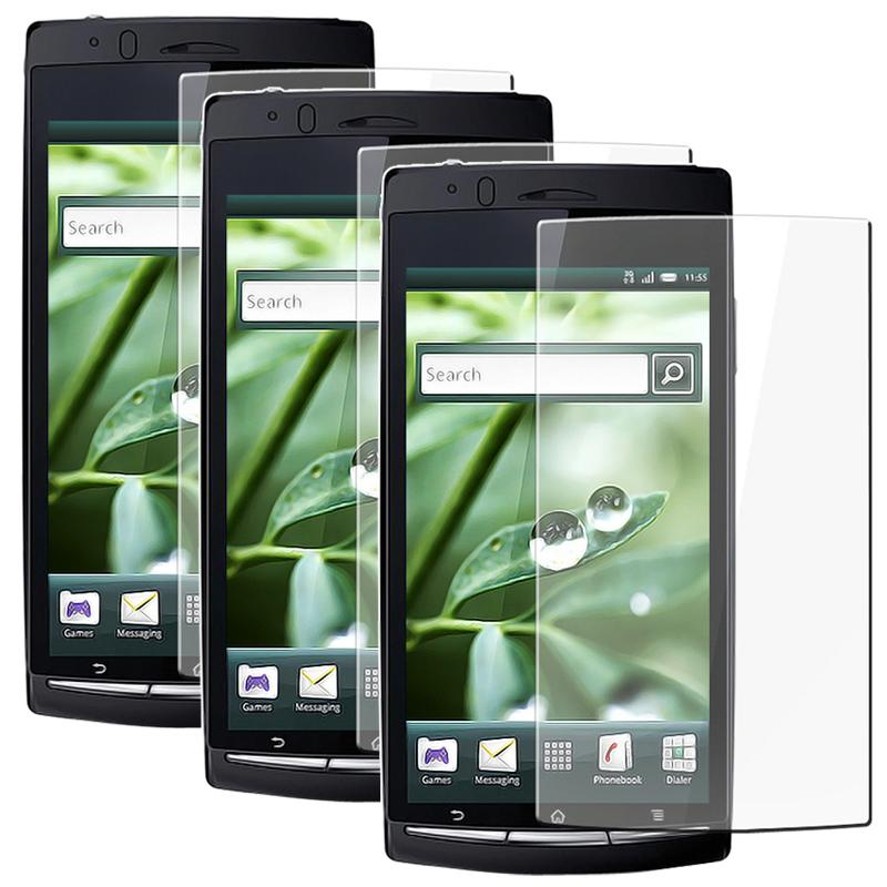 Screen Protector for Sony Ericsson Xperia Arc X12 (Pack of 3)