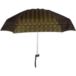 Leighton 48-inch Olive Printed Umbrella