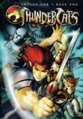 Thundercats: Season 1 Book 1 (DVD)