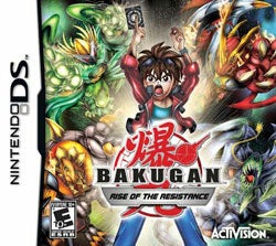 NinDS - Bakugan: Rise Of The Resistance