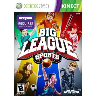 Xbox 360 - Big League Sports