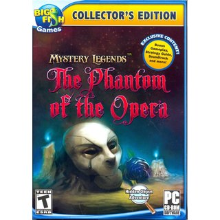 PC - Mystery Legends:Phantom Of The Opera