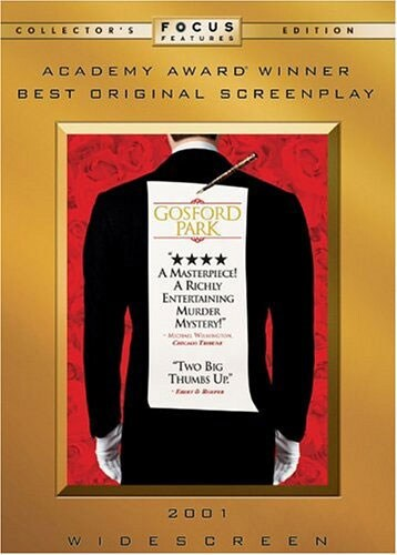 Gosford Park (Collector's Edition) (DVD)