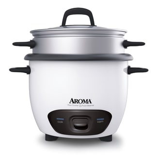 Aroma 3-cup Rice CookerAroma 3-cup Rice Cooker