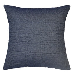 Camden Denim Decorative Pillow