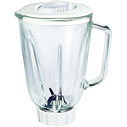Hamilton Beach 4897 6-piece Blender Replacement Glass Kit