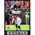 Cleveland Browns Peyton Hillis Stat Plaque