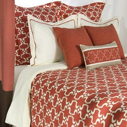 Rizzy Home Taza King-size 10-piece Duvet Cover Set with Insert
