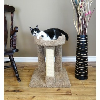 "New Cat Condos 24"" Elevated Cat Bed Tree"